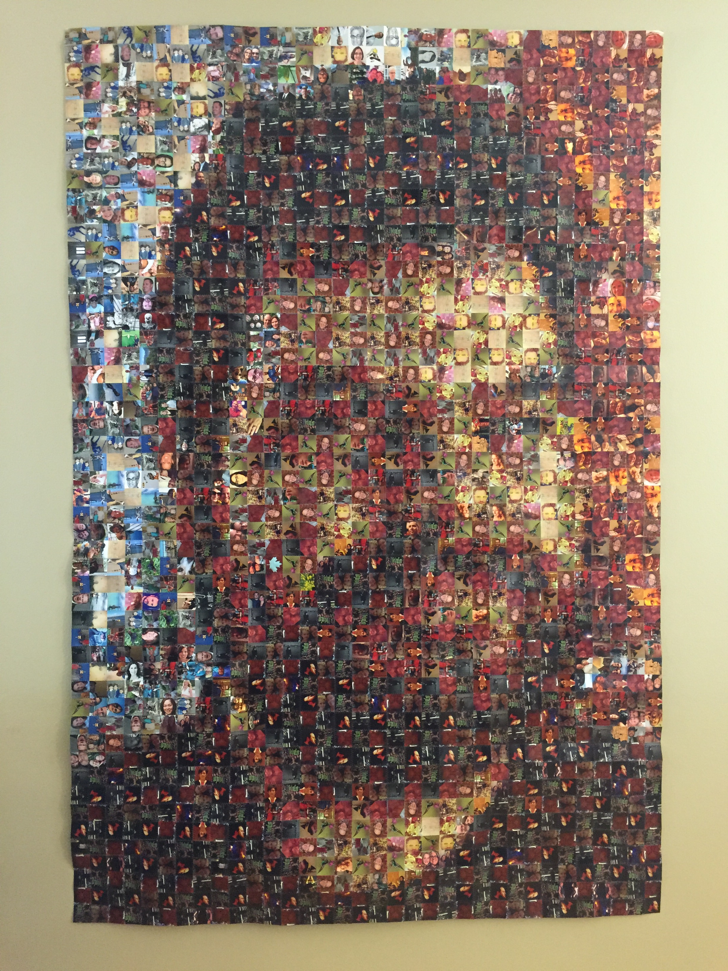 photoquilt - self portrait - facebook