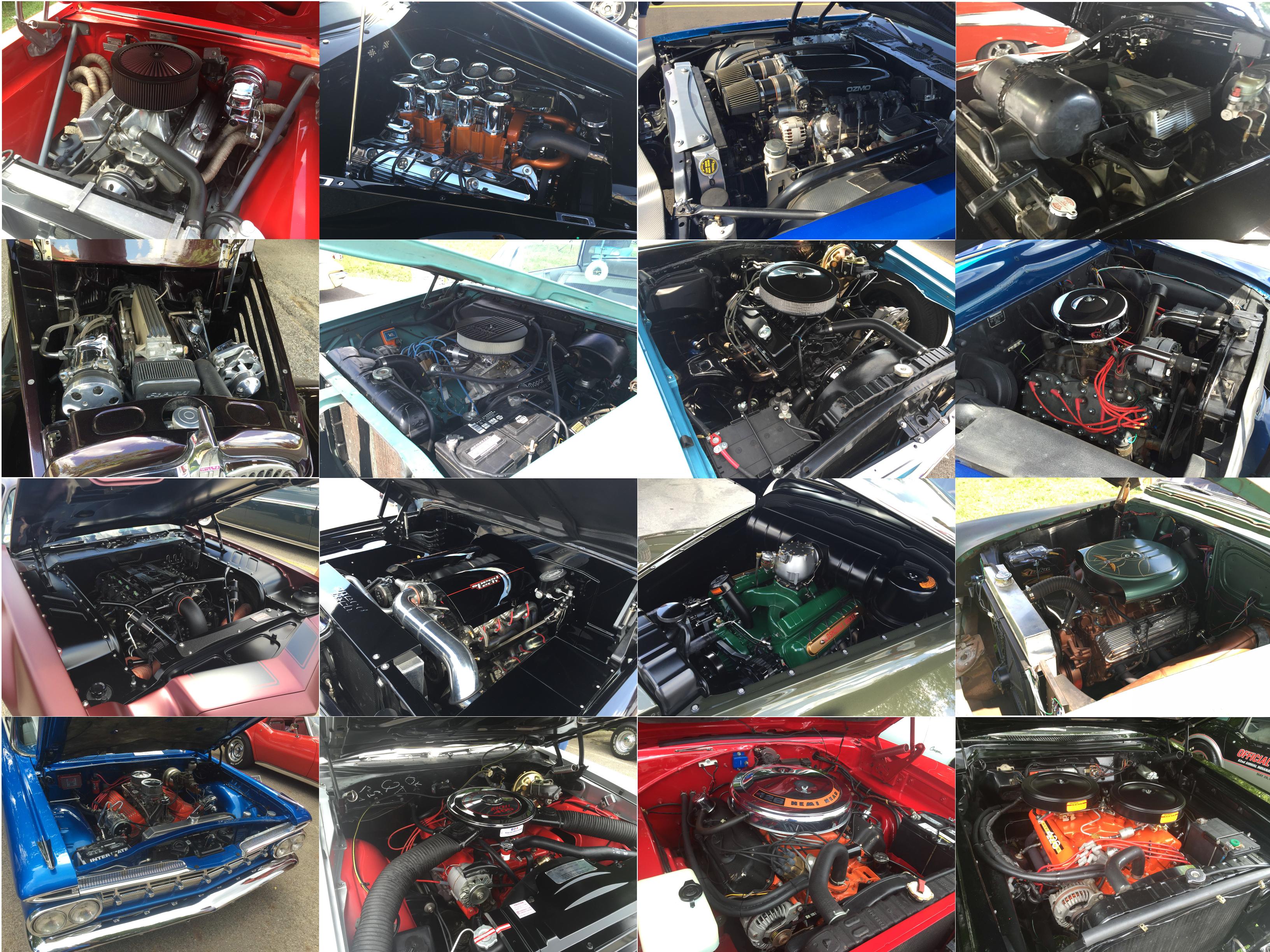 motor montage